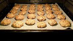 Vougelisha : Ciasteczka owsiane ze słonecznikiem