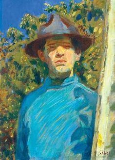 Self Portrait with Hat, 1903 by Bela Czóbel on Curiator, the world's biggest collaborative art collection. Painting Inspiration, Art Inspo, Post Impressionism, Impressionist, Collaborative Art, Portrait Art, Beautiful Paintings, Art Techniques, Figurative Art