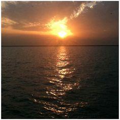 Sunrise Navy Pier