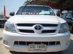 Japanese vehicles to the world: 2007 Toyota Hilux Vigo J Extra Cab Pick up for Ken...