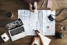 How to Include Your Travel Experiences in a Job Application