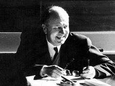Theodore Roethke--one of the only ones I could find where he was smiling; truly a genius poet