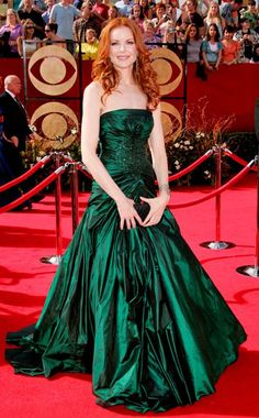 Marcia Cross  All about that color