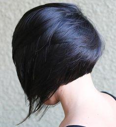 1 short layered bob haircut