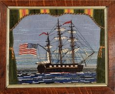 Inventory | Earle D. Vandekar of Knightsbridge Inc. Royal Navy Frigates, Sailor, Merchant Navy, Rare Images, Royal Marines, Navy Ships, Bay Window, Old And New, 19th Century