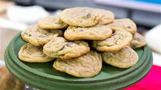 This classic chocolate chip cookie will satisfy your sugar cravings