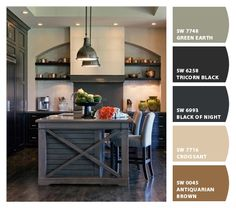 "From ""Greige"".Paint colors from Chip It! by Sherwin-Williams"