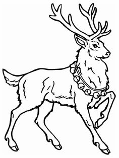 """Free Coloring Pages Pictures """"Polar Train Express"""""""