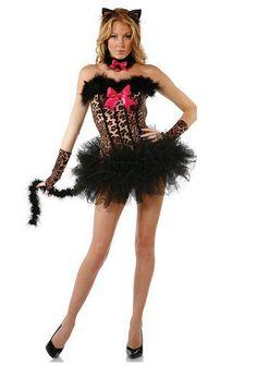 cad3355204d Sexy Cat Halloween Costumes