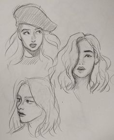 Drawing techniques, step by step sketches, art sketches, fashion sketches, Pencil Art Drawings, Art Drawings Sketches, Cool Drawings, Hipster Drawings, Horse Drawings, Drawing Faces, Sketch Drawing, Anime Sketch, Manga Drawing