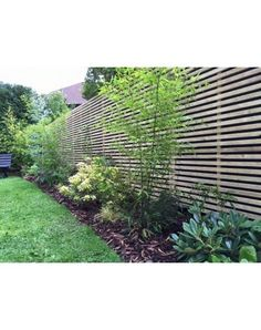 Rough Sawn Fence Panel (2400mm W X 600mm H)