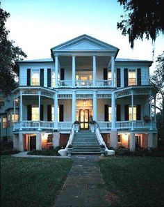 The Cuthbert House..........Bed and Breakfast in Beaufort, SC!