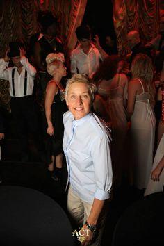 Ellen and Portia at The Act in Dubai -. - Ellen and Portia DeGeneres Ellen Degeneres Young, Portia Degeneres, Ellen And Portia, Powerful Women, Celebrity Style, Celebrities, Dubai, Beauty, Lifestyle