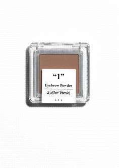 & Other Stories image 1 of Eyebrow Powder in 1