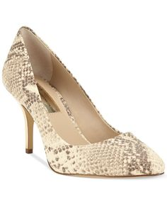 Inc International Concepts Women's Zitah Suede Pointed Toe Pumps