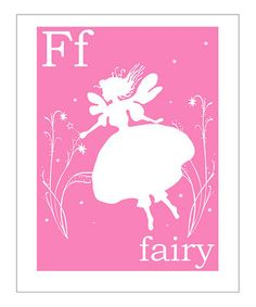 """""""f"""" is for fairy.....:)"""