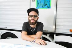 50 Best Things We Saw at Coachella 2014 Pictures - Most Eye-Popping Set By an Obscure Act: Woodkid | Rolling Stone
