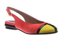 I so want these shoes!  Mondrian-esque. :) Beautifeel Nicole