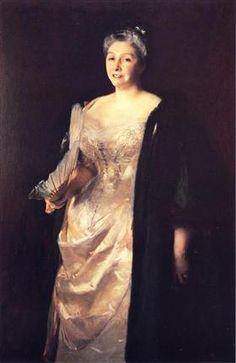 Mrs. William Playfair - John Singer Sargent