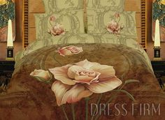 ; 3d Bedding, Bedding Sets, Window Bed, Gothic Furniture, Queen Size Bedding, Bedroom Bed, Beautiful Bedrooms, Bed Covers, Bed Sheets