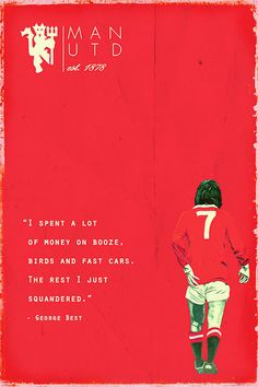 George Best on Behance