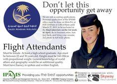 Saudi Arabian Airlines 2013 Flight Attendants Advert