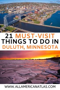 Check out these wonderful things to do in Duluth, Minnesota in order to have the best Minnesota vacation of a lifetime. Check out the world famous bridge, see famous Duluth Minnesota museums, and enjoy the best things to do with kids in Duluth.
