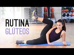 Rutina de glúteos y caderas - YouTube