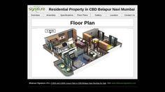 Bhairaav Signature offers Residential Properties in CBD Belapur Navi Mumbai for Sale