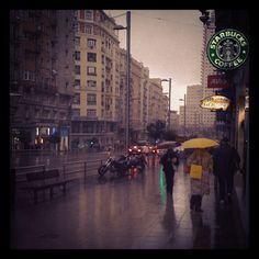 Raining Madrid - @ilaria_agostini- #webstagram