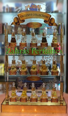 Ajmal Exclusive Collection Oil Perfumes Choice of 15 beautiful fragrances gift #AjmalPerfumes