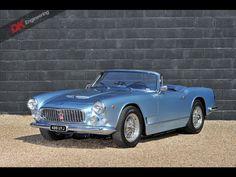 Maserati 3500 GT | Maserati 3500 GT Vignale Spyder for sale