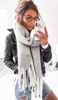 45 Cute Winter Outfits Perfect for You / 07 # . - - Accessoires Schmuck 45 Cute Winter Outfits Perfect for You / 07 # … Winter Outfits For Teen Girls, Cute Winter Outfits, Spring Outfits, Winter Scarf Outfit, College Winter Outfits, Black Jeans Outfit Winter, Winter Outfits 2019, Comfortable Winter Outfits, Mode Outfits