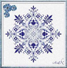 Alessandra Adelaide Needleworks Ecco Counted Cross Stitch Pattern Snowflake | eBay