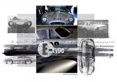 Jaguar E-Type - Designer Notes - Print