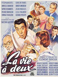 """""""Louis de Funes - 1958 - La vie à deux"""