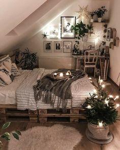 Room Ideas Bedroom, Cozy Bedroom, Bedroom Themes, Bedroom Decor, Bed Room, Bedroom Small, Bedroom Furniture, Trendy Bedroom, Bedroom Lighting