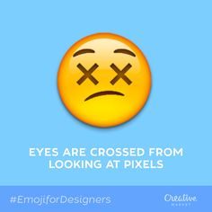 When it comes to methods of expressing yourself using graphical representations of your emotions, emojis are the way to go.