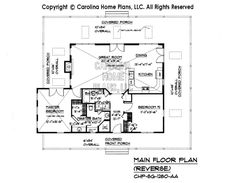 Small Country Cottage House Plan SG-1280-AA Sq Ft | Affordable Small Home Plan under 1300 Square Feet