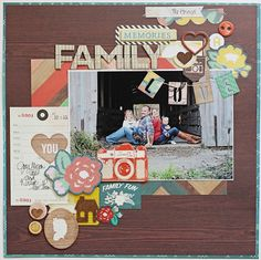 Megan Klauer Design: Close Knit :: Crate Paper