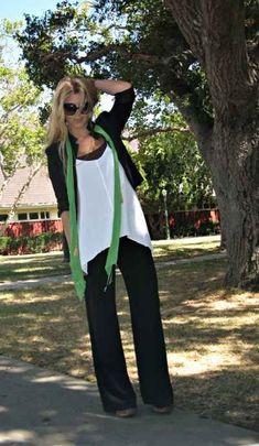 Summer Fashion For Over 50-finally some tips for us older gals. #fashionover50dresses