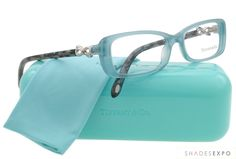 Tiffany+Eyeglass+Frames | New Tiffany Eyeglasses TIF 2058 Turquoise 8135 TIF2058 Authentic ...