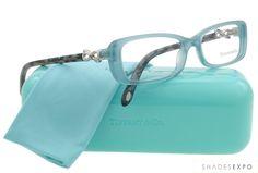 Tiffany+Eyeglass+Frames   New Tiffany Eyeglasses TIF 2058 Turquoise 8135 TIF2058 Authentic ...