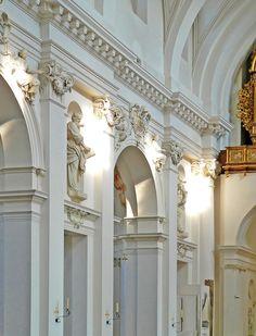 Fulda Cathedral, Hesse Germany