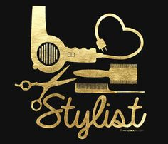 Hair Stylist T-Shirts Salon Interior Design, Salon Design, Hair Qoutes, Hair Salon Logos, Home Hair Salons, Beauty Salon Decor, Craft Images, Shirt Hair, Fashion Wallpaper