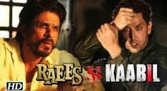 Kaabil First Day Box Office Collection VS Raees 1st-Opening Amount-Earning-Share-Business