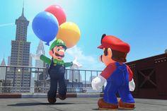 'Super Mario Odyssey' Has a New Balloon-Based Mini-Game