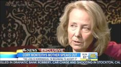 Cory Monteith's Mom Speaks Out About Her Loss - GMA 7-17-14