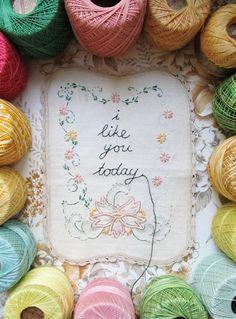 embroidery by dottie angel.