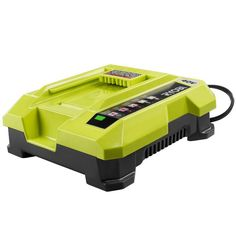 Ryobi OP401 40 Volt Lithium-Ion Battery Fast Charger - NEW FROM KIT
